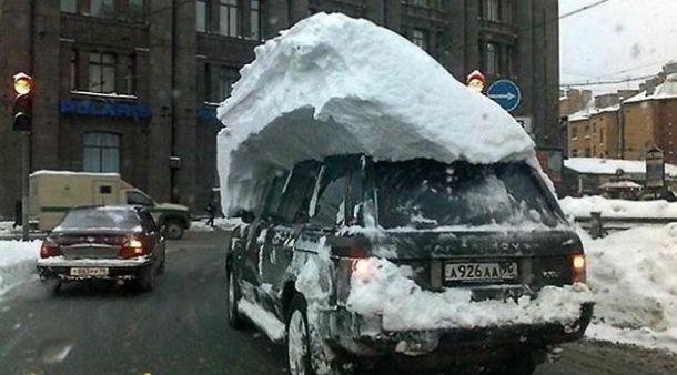 Почему Не Стоит Долго Прогревать Двигатель Зимой!