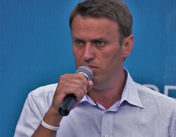 В штабе Навального в Санкт-Петербурге прошли обыски