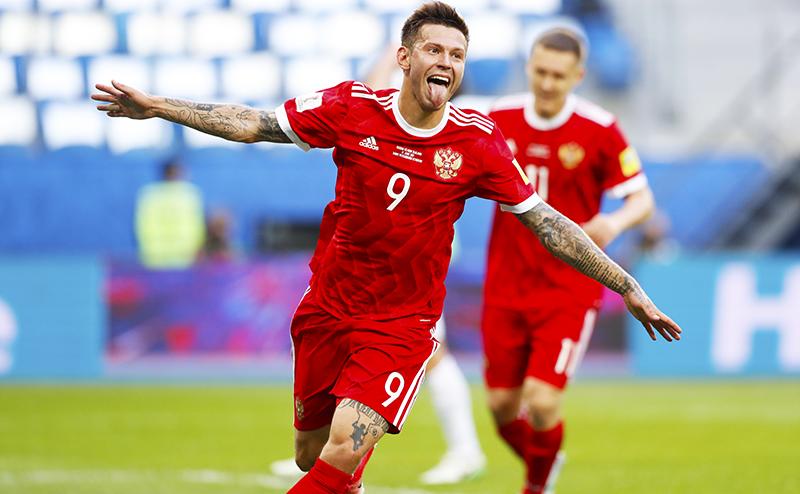 Кубок конфедераций: Россия играет на уровне Австралии. И это успех