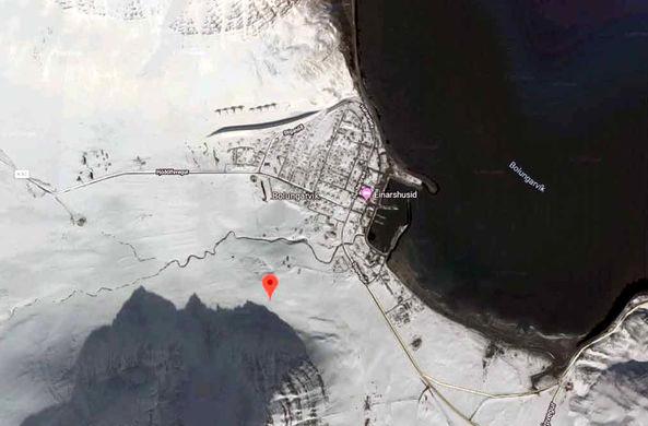 Исландцы пожаловались на карты Google