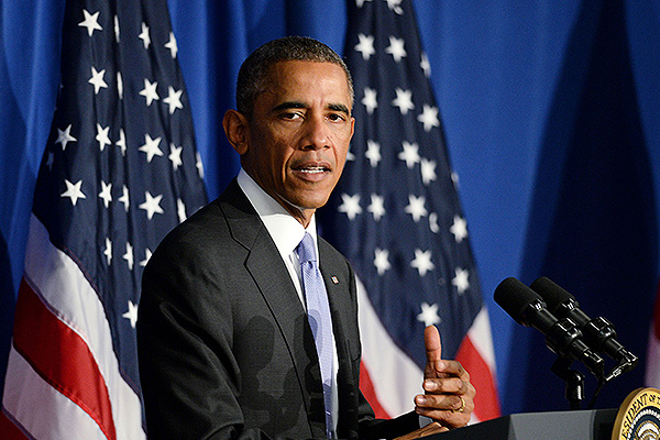 Барак Обама. Фото: GLOBAL LOOK press