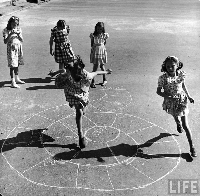 48. Классики, Нью-Йорк, 1947 год  детство, прошлое, фотография