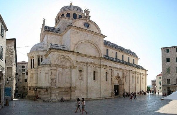 Собор Святого Иакова - памятник великим Мастерам прошлого
