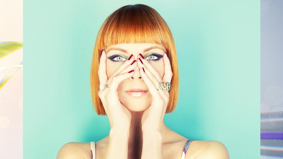 Зеленоглазый макияж