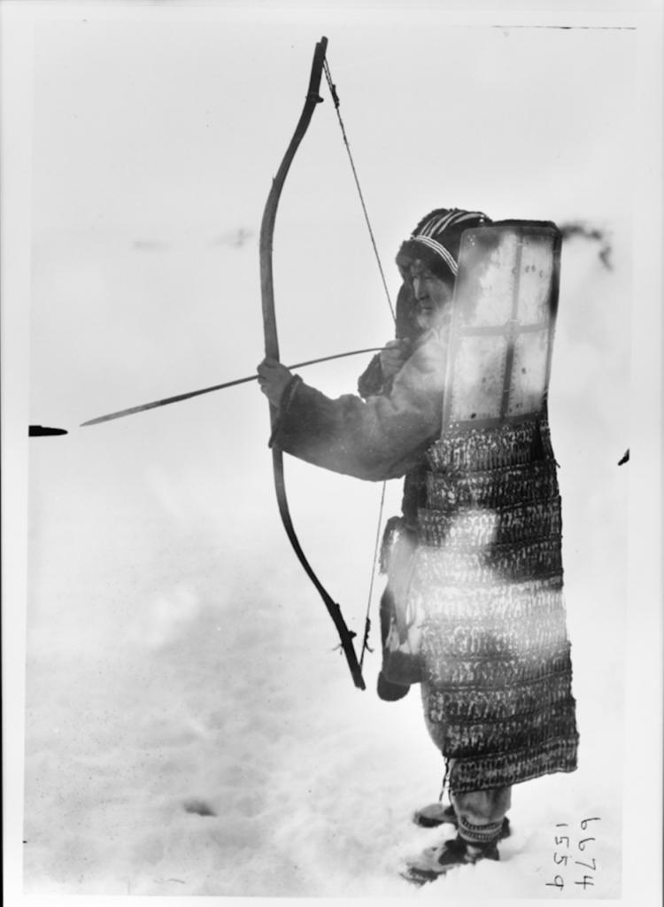Лук и стрелы:  фото народов …