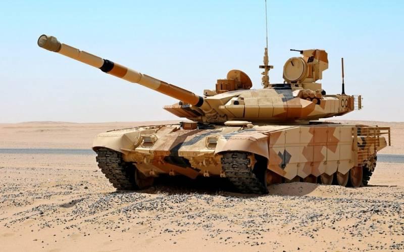 3D анимация устройства танка Т-90