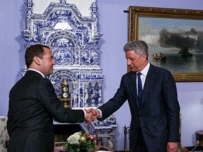 Зачем Медведев сделал предложение Украине?