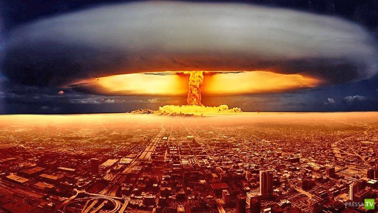 На грани ядерной войны