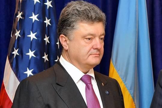 Президент Украины дорабатывает последние дни