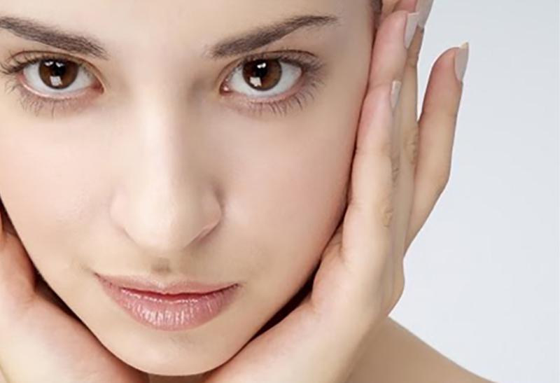 Эффект утюжка: стираем морщины с лица! Массаж для лица.