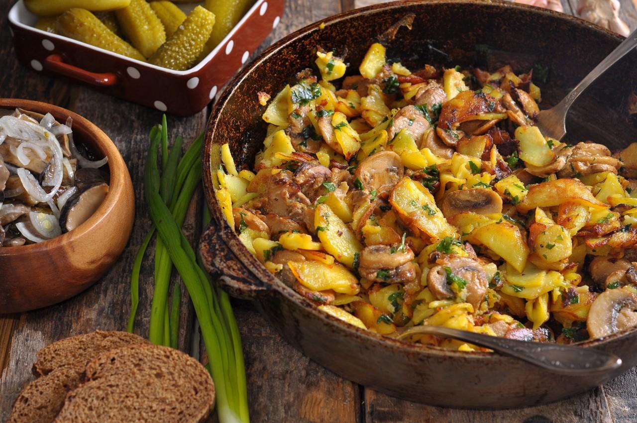 Рёшти, пататас бравас и другие рецепты жареной картошки