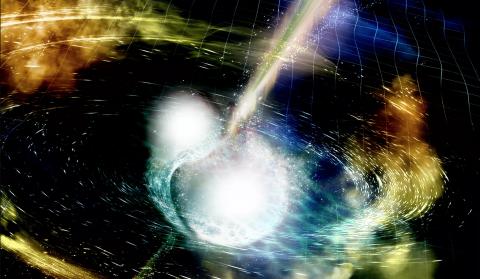 Как гравитационные волны раскрыли тайну происхождения золота во Вселенной