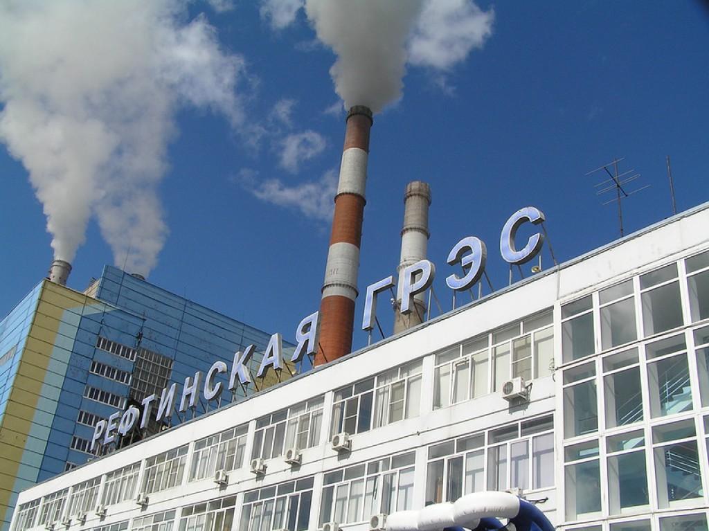 Разрушение изолятора на Рефтинской ГРЭС привело к аварии