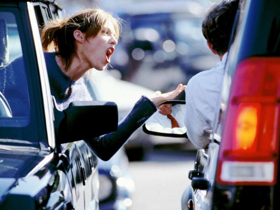 Дорожная ярость, или почему за рулём следует соблюдать спокойствие.