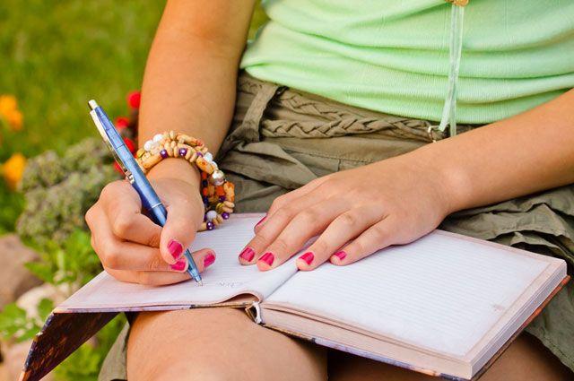 Хранитель мыслей. Зачем дети ведут дневники?