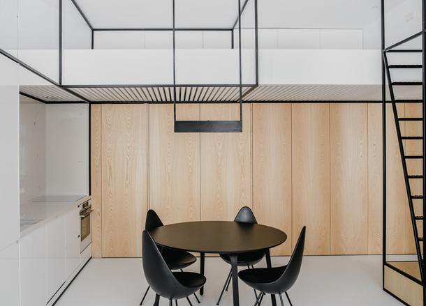 Квартира в Кракове, 46 м²