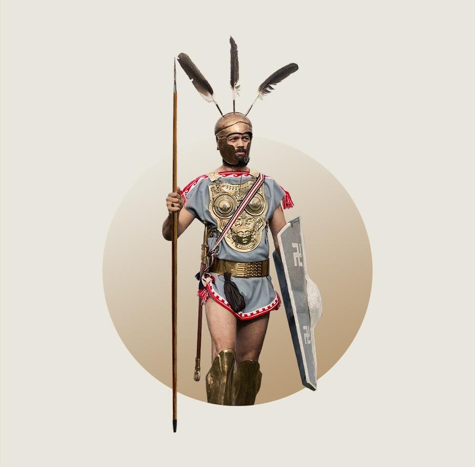 Экипировка античных воинов: самнит