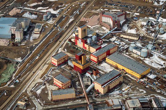 Mirny town - the diamond capital of Russia, photo 9