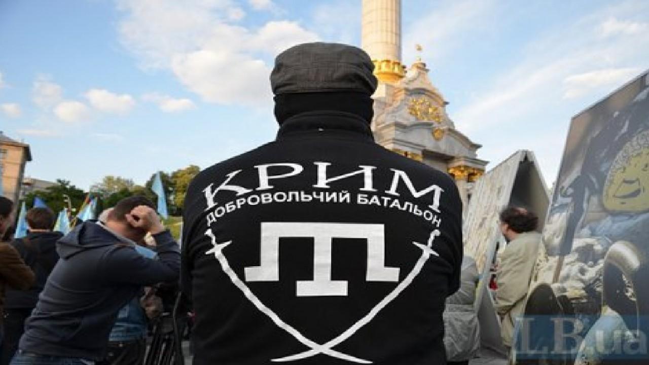 Чубаров знает как захватить Крым и не привлечь внимания санитаров