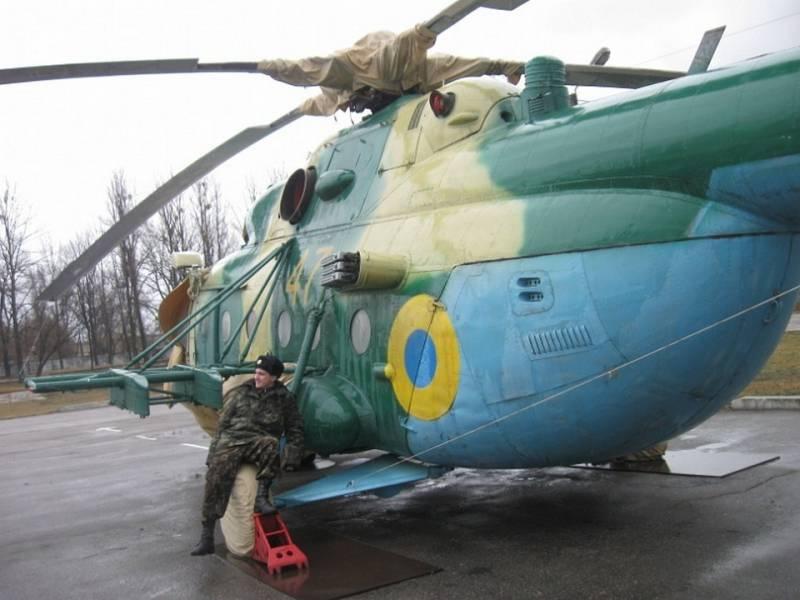 Прокуратура Украины расследует дело в отношении военных чиновников, закупивших для ВСУ непригодные вертолеты