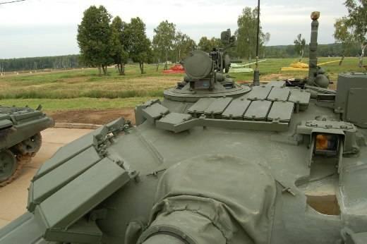 Эксперт: российские танки пока беззащитны перед «Джавелинами»