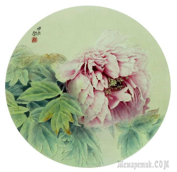 Выставка китайского художника Гун Сюэцина 龚雪青 в Москве