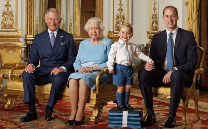 Принц Джордж и другие юные наследники королевских корон Европы
