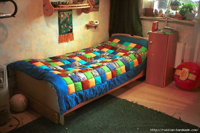 Шьем одеяло в технике ПЭЧВОРК. Учебный курс (21) (700x467, 265Kb)