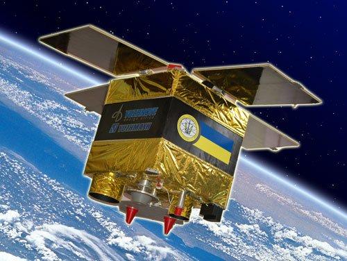 """Украинская космонавтика """"облюстралась"""" по полной программе?"""