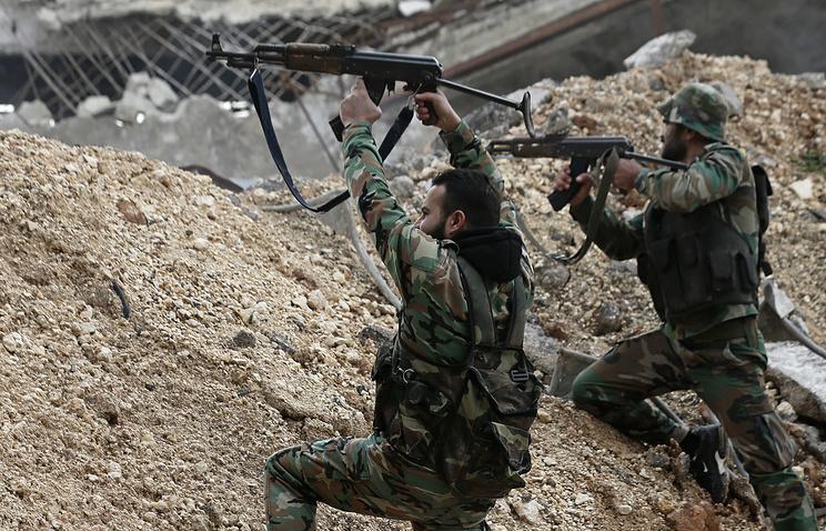 WSJ: сирийская армия близка к взятию Восточного Алеппо