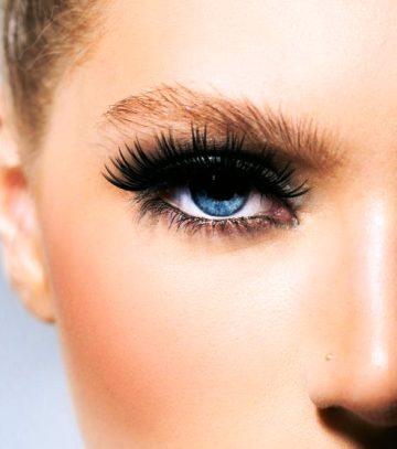 Маскируем недостатки —  особенности и удачные идеи макияжа для глубоко посаженных глаз
