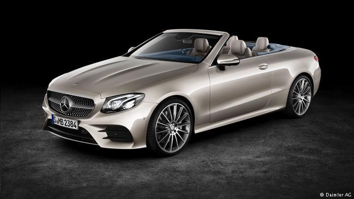 Daimler отзывает свыше миллиона автомобилей Mercedes-Benz