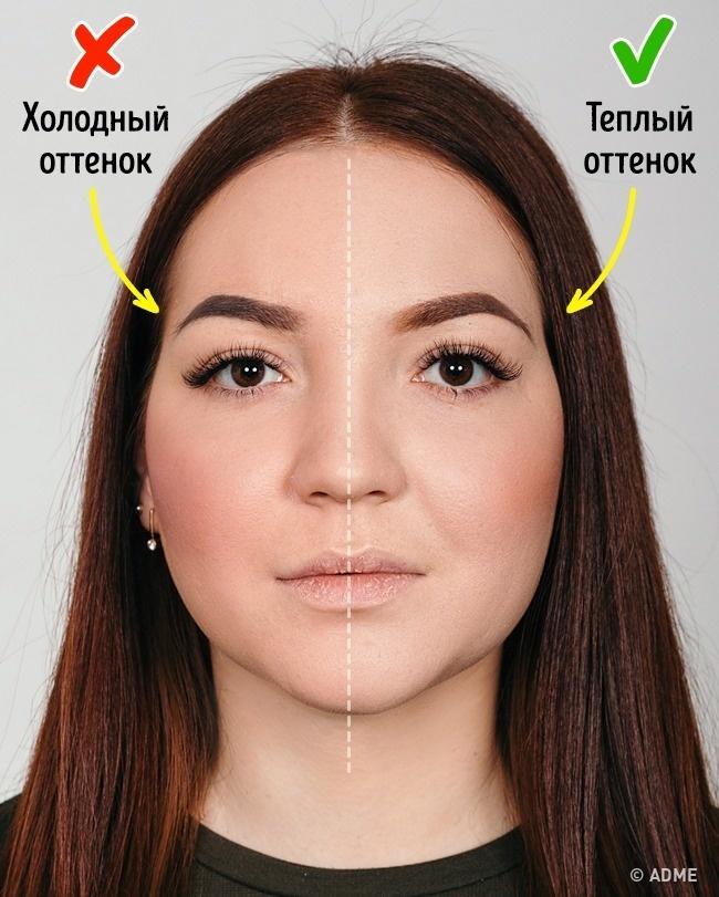 Как определит какой макияж мне подходит