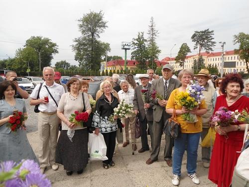 День Памяти 76-й годовщины начала Великой Отечественной войны советского народа 1941-45 гг. во Львове