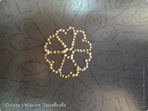 Декор предметов Роспись Тарелка Сердце Востока МК для начинающих Краска Стекло фото 5