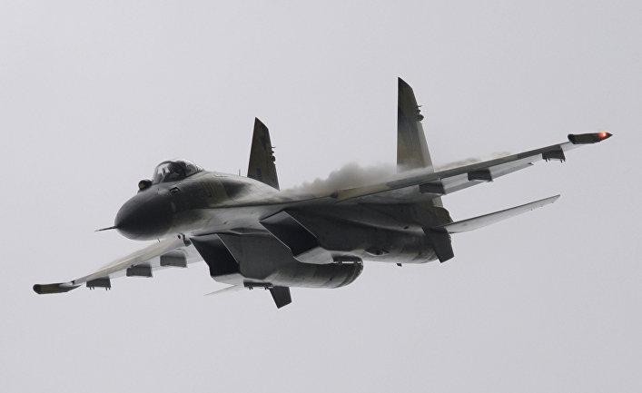 Почему врагам России следует опасаться истребителя Су-35
