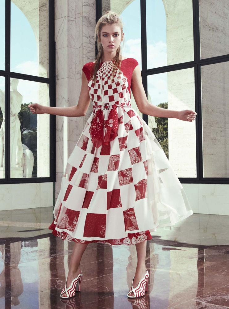 Коллекция одежды Resort 2017 от итальянского бренда Fendi