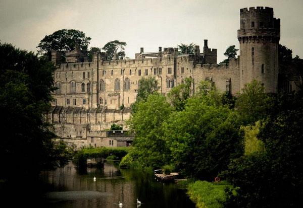10 замков с привидениями, ко…