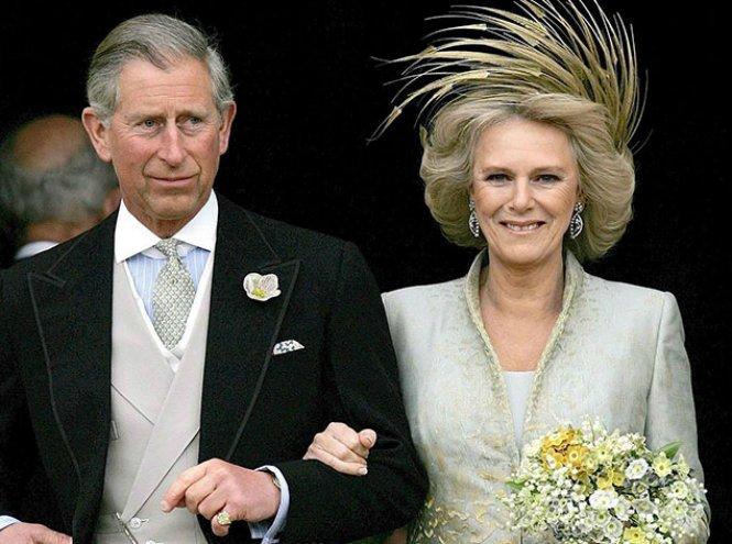 Жениться по любви: Камилла и Чарльз