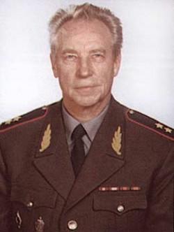 Главный аналитик КГБ