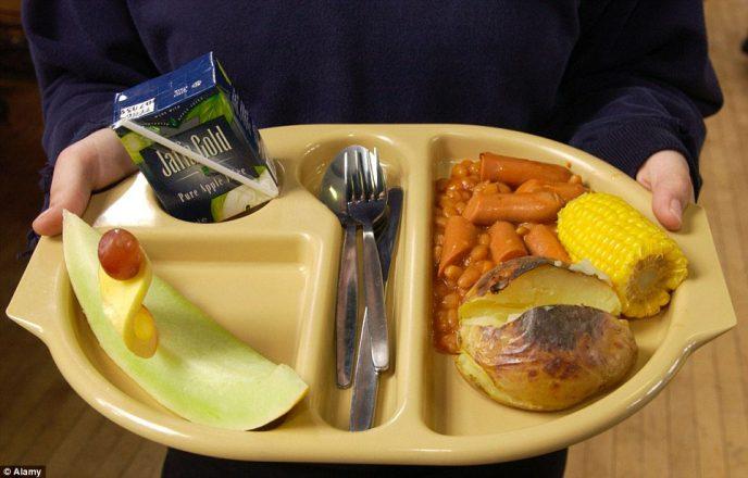 Как выглядят школьные обеды из 10 стран мира