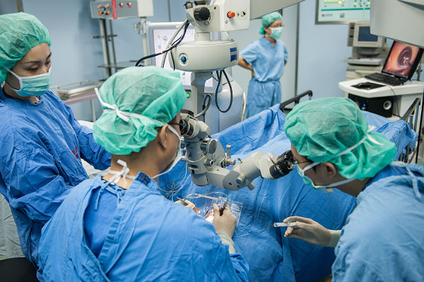 В Китае бесплатно прооперировали 12 детей с пороком сердца из Монголии