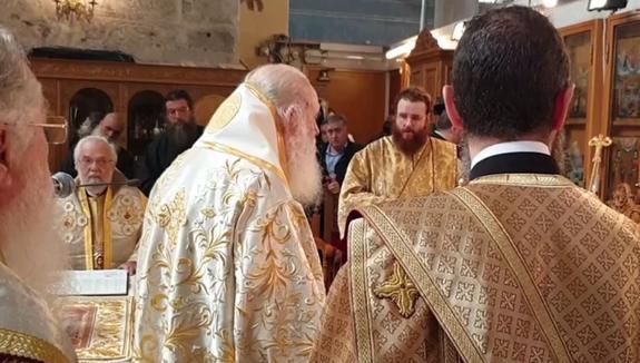 Греческая церковь признала украинскую автокефалию?