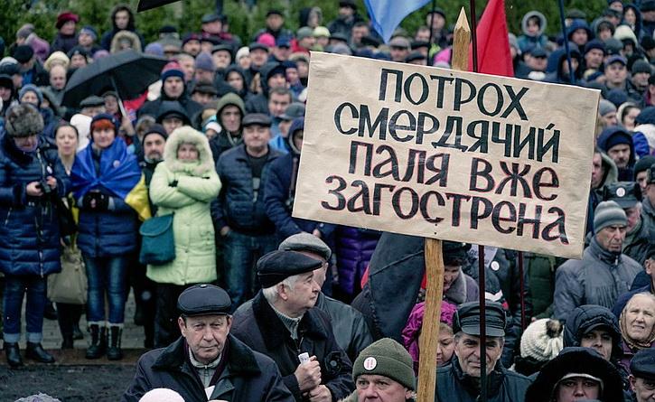 США поставили крест на Порошенко – как когда-то на Януковиче