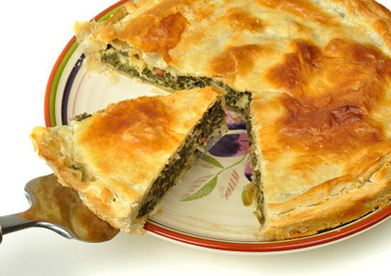Грибной пирог. 3 вкуснейшие начинки на основе грибов.