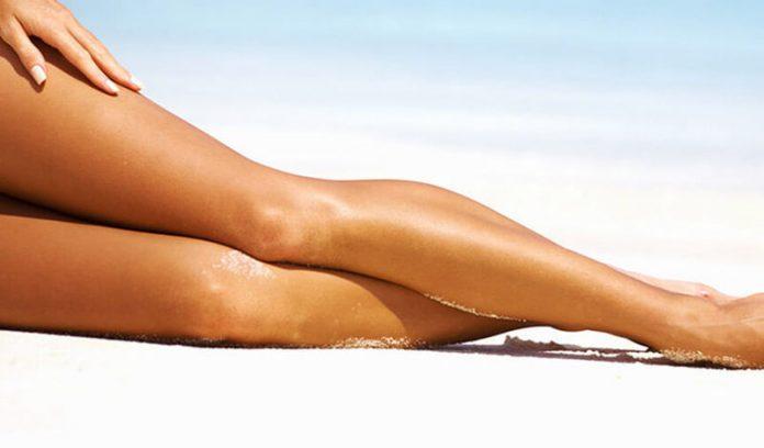 Убираем жир с коленей: 7 лучших упражнений и правила массажа