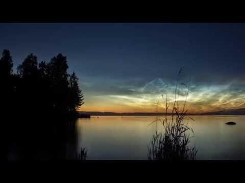 Серебристые облака под Петрозаводском