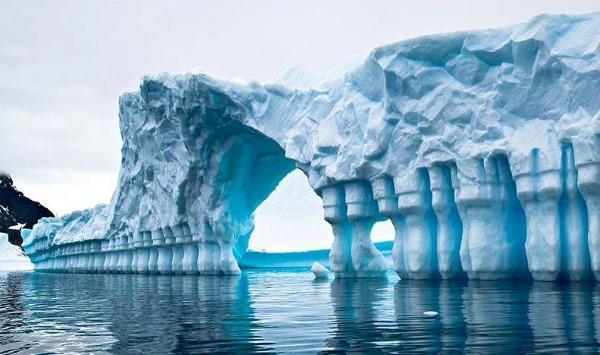 Антарктида - это интересно!