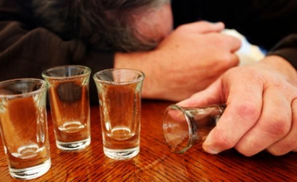 Больше всего алкоголем вРоссии травятся вКировской области