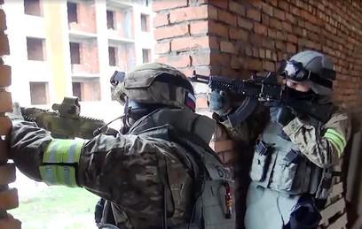 Силовики предотвратили крупный теракт в Дагестане